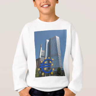 European Central Bank in Frankfurt am Main Sweatshirt