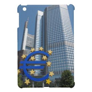 European Central Bank in Frankfurt iPad Mini Covers