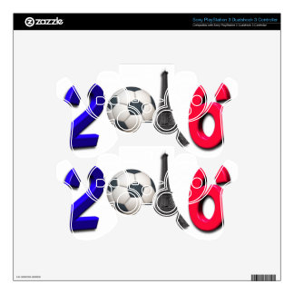 european-championship decal for PS3 controller