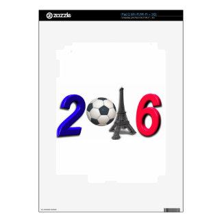 european-championship decals for iPad 2