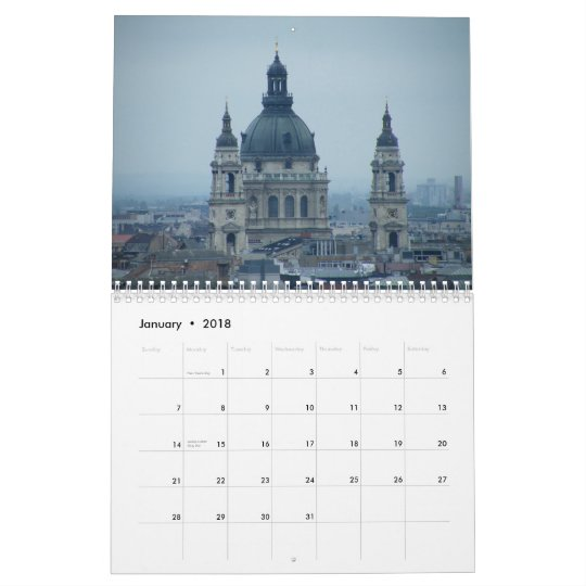 European Christian Churches 2011 Calendar