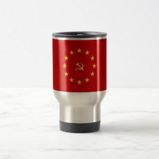 European Communist flag Mug