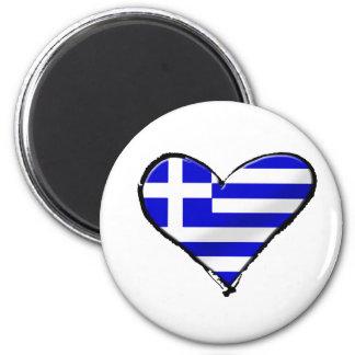European Cup 2012 - Greece Soccer Football flag Magnet