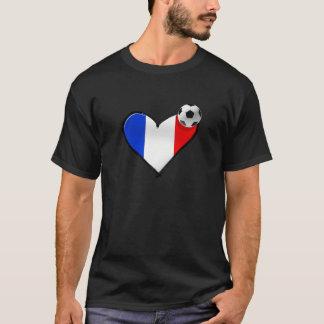 European Cup - Poland-Ukraine 2012 France flag T-Shirt