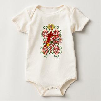 European Cup - Portugal 2012 Europa Euro Copa Baby Bodysuit
