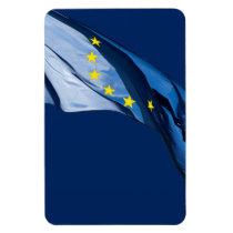 European flag magnet