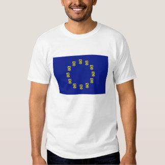 European flag t shirt