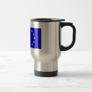 European Flag Travel Mug