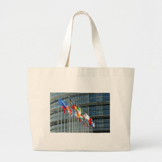 European Flags Canvas Bag