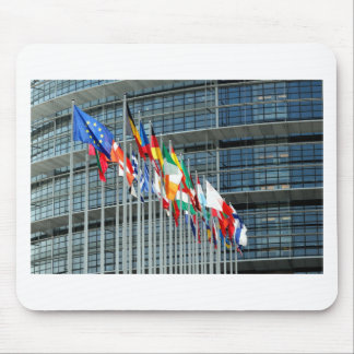 European Flags Mouse Pad