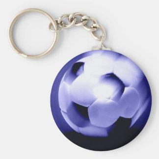 European Football Ball Keychain