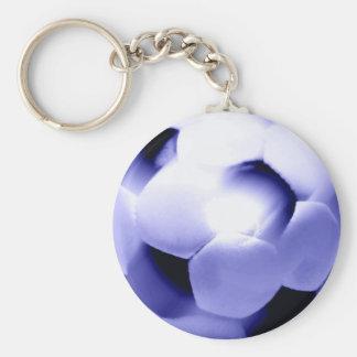 European Football Ball Key Chains