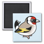 European Goldfinch Magnets