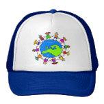 European Kids Trucker Hats