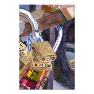 European Locks Stationery