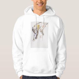 European Lynx Hoodie