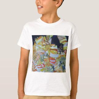 European Market - cheese stall T-Shirt
