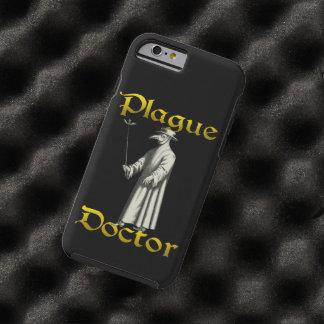European Middle Ages Plague Doctor's Beak Costume Tough iPhone 6 Case