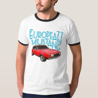 European muscle car T-Shirt