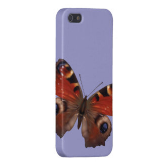 European Peacock Butterfly iPhone 5/5S Covers