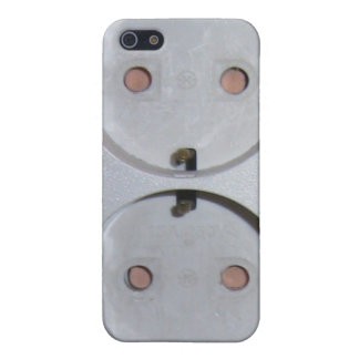 European Power Plug Cases For iPhone 5