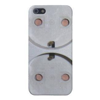 European Power Plug iPhone SE/5/5s Case