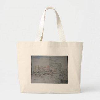 European river cruise 210 canvas bags