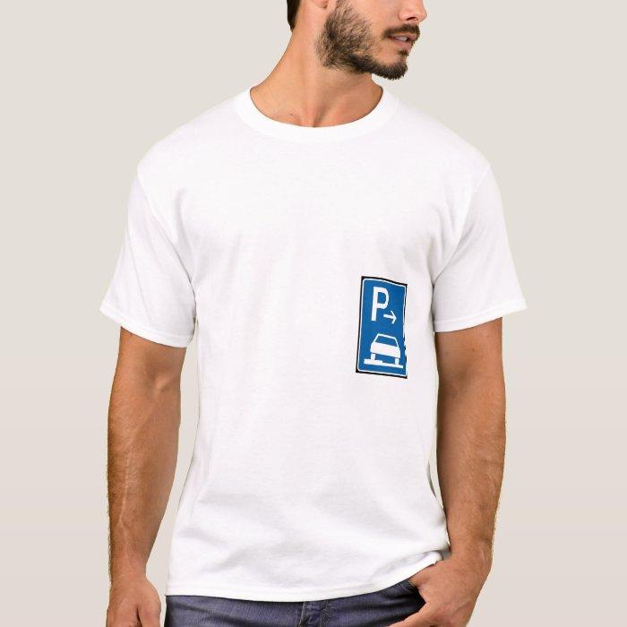 European Road Signs 2 T-Shirt