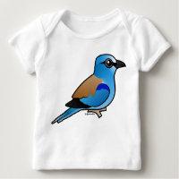 European Roller Baby Fine Jersey T-Shirt