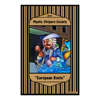 European Roots Poster