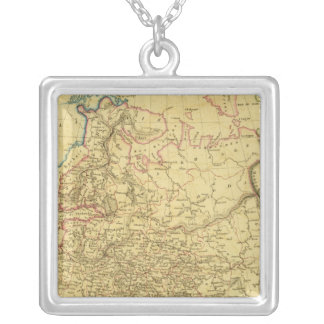 European Russia 3 Silver Plated Necklace