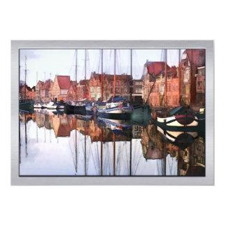 European Seaport Village Card