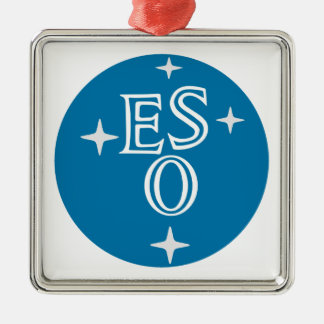 European Southern Observatory Metal Ornament