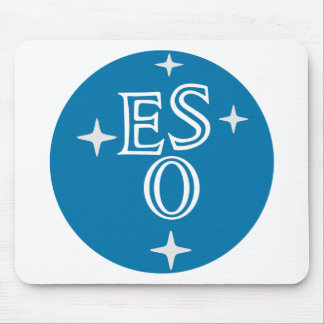 European Southern Observatory Mouse Pad