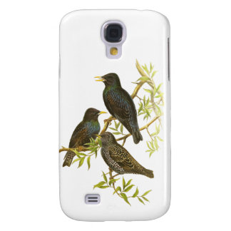European Starling Galaxy S4 Covers
