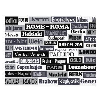 European Traveler flyer