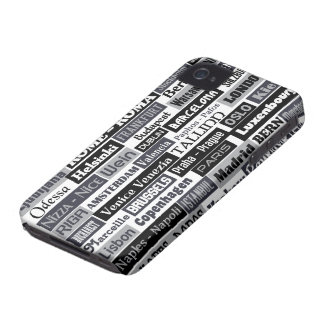 European Traveler iPhone case-mate Case-Mate iPhone 4 Case