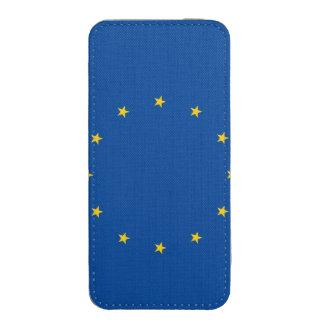 European Union iPhone 5 Pouch