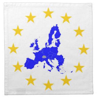 European union cloth napkin