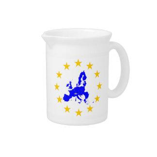 European union drink pitcher
