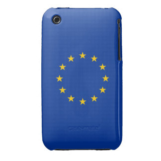 European Union - EU Flag iPhone 3 Case-Mate Case