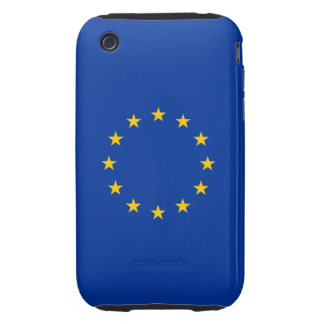 European Union - EU Flag iPhone 3 Tough Cover