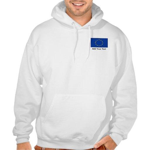 European Union - EU Flag Hoodies