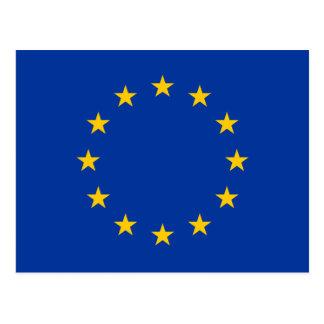 European Union - EU Flag Postcard