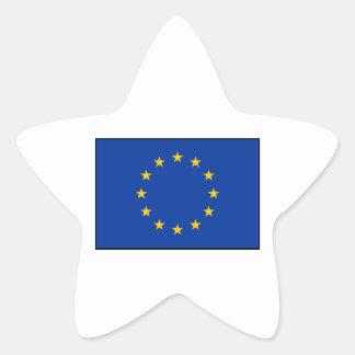 European Union - EU Flag Star Sticker
