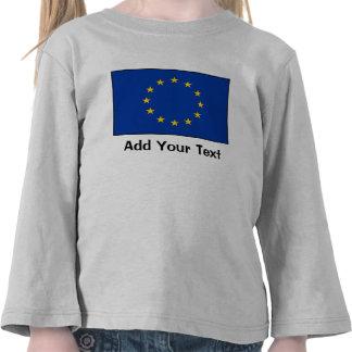 European Union - EU Flag Tshirts