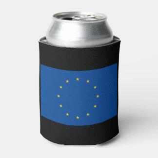 European Union Flag Can Cooler