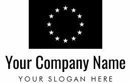 Eu business cards templates zazzle european union flag company business card eu size colourmoves