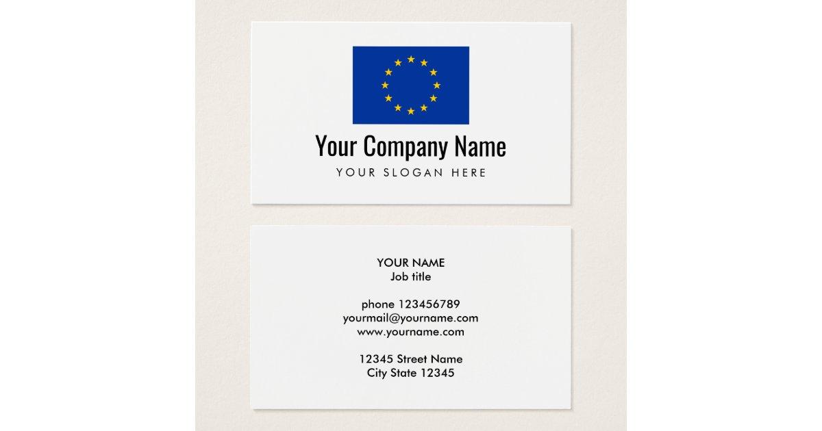 International Trade Business Cards & Templates   Zazzle