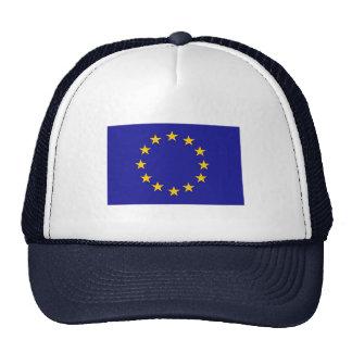 European Union Flag Mesh Hat